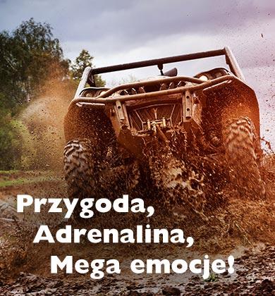 Quady Gorzów Zamara Przygoda, Adrenalina i Mega emocje!